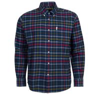 Barbour Shirt - Hadlo - Navy - MSH4570NY91